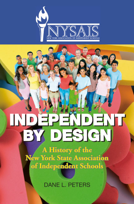 Book Cover for the New York Association of Independent Schools