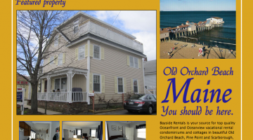 Condominium rentals, cottage rentals, vacation rentals