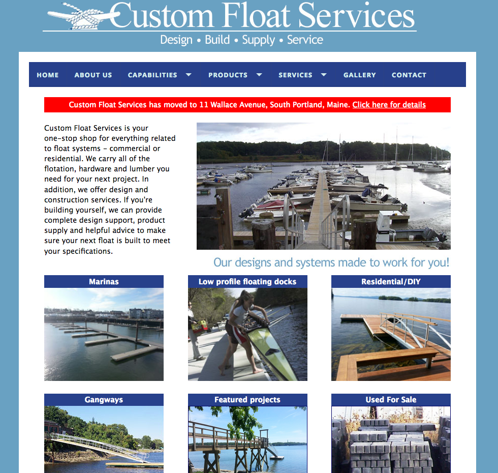web-customfloat