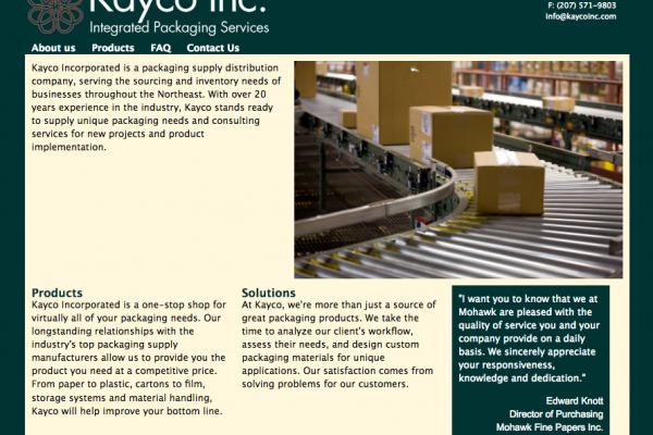 Kayco, Inc.
