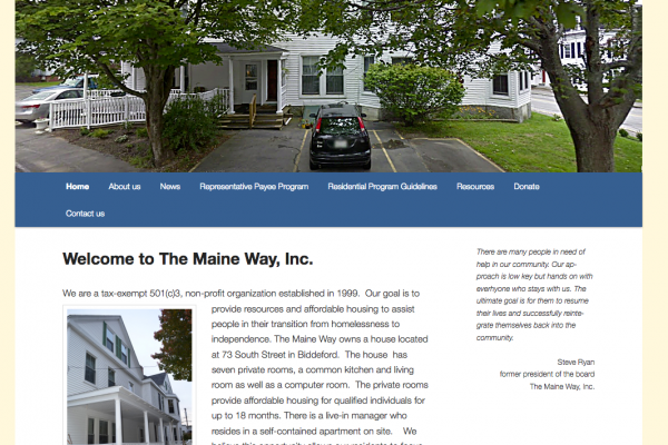 The Maine Way, Inc.