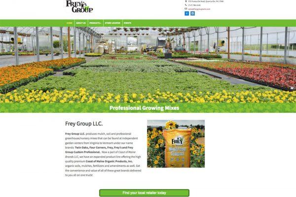 Frey Group Soils