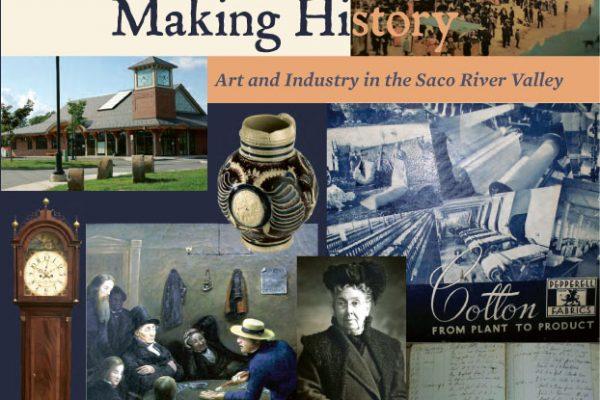 Museum brochure