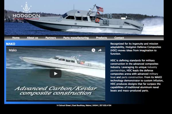 Hodgdon Defense Composites