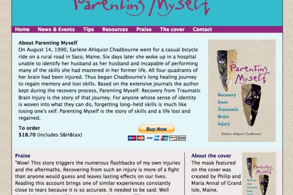 Parenting Myself