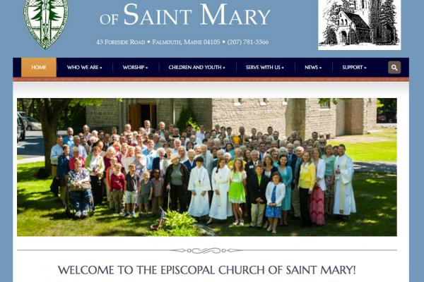 Saint Mary Episcopal Church
