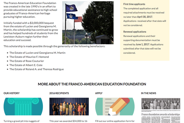 Franco-American Education